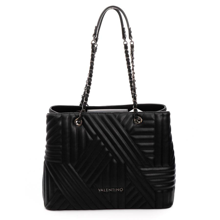 Picture of Valentino Bags VBS4JR01 NERO
