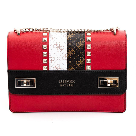 Picture of Guess KATEY HWVS787021 Red Multi