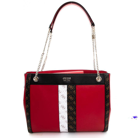 Picture of Guess KATEY HWVS787023 Red Multi