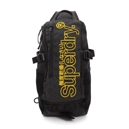 Picture of Superdry DETROIT HARDY TARP BAG M9110204A 02A BLACK