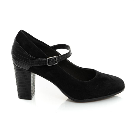 Picture of Clarks Alayna Shine Black Combi 26153684