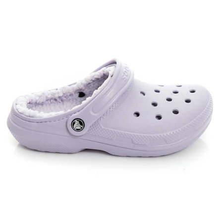 Picture of Crocs Classic Lined Clog 203591-50P