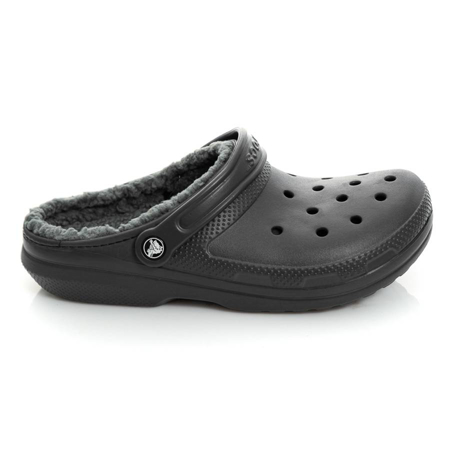 Picture of Crocs Classic Lined Clog 203591-060