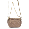 Picture of Valentino Bags VBS3KK24 TAUPE