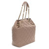 Picture of Valentino Bags VBS3KK18 TAUPE