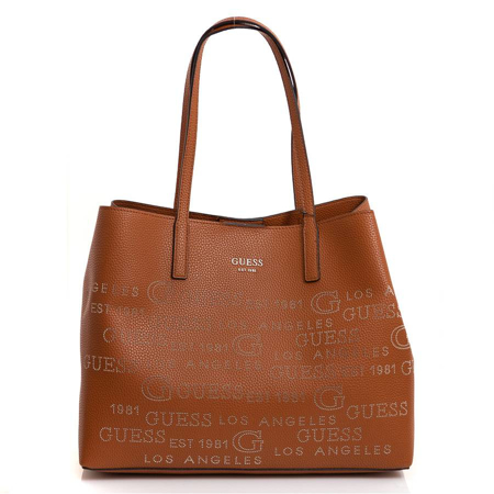 Picture of Guess VIKKY HWPF699524 COGNAC