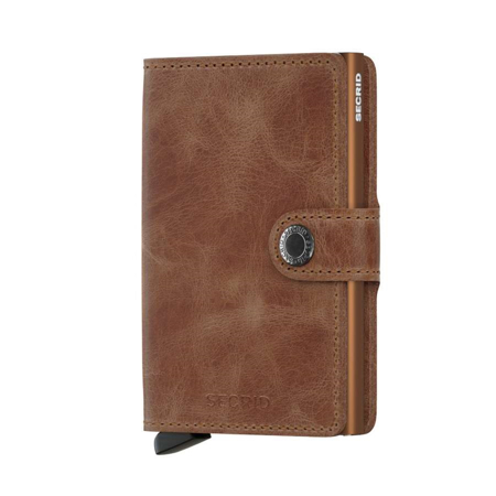 Picture of Secrid Miniwallet Vintage Cognac - Rust