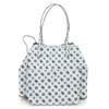 Picture of Guess VIKKY LARGE TOTE HWPQ699524 WHITE Black