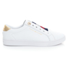 Picture of Tommy Hilfiger FW0FW05546 YBR WHITE