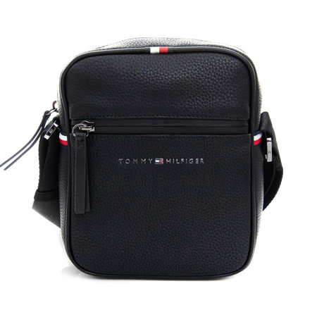 Picture of Tommy Hilfiger AM0AM07233 BDS BLACK