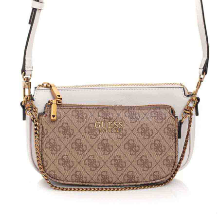 Picture of Guess Mika Double HWSB796770 Brown