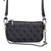 Picture of Guess Mika Double HWSM796770 Coal