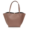 Picture of Guess ALBY HWQL745523 BROWN