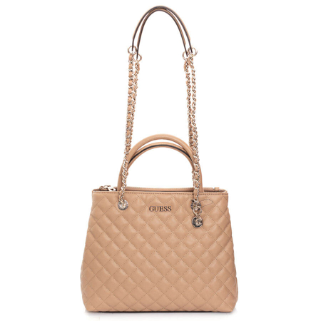 Picture of Guess ILLY HWVG797006 BEIGE