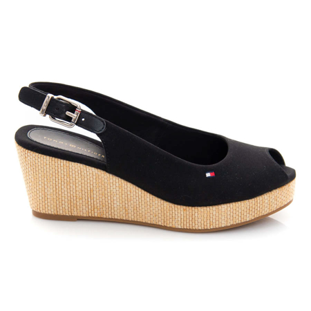 Picture of Tommy Hilfiger FW0FW04788 BDS BLACK
