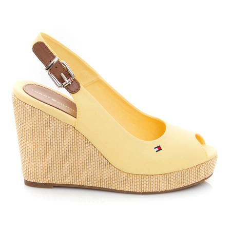 Picture of Tommy Hilfiger FW0FW04789 ZFF DELICATE YELLOW