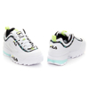Picture of Fila Disruptor A Wmn 1011239.94Z White/Blue Tint
