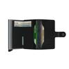 Picture of Secrid Miniwallet Stitch Linea Black