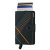 Picture of Secrid Miniwallet Stitch Linea Orange