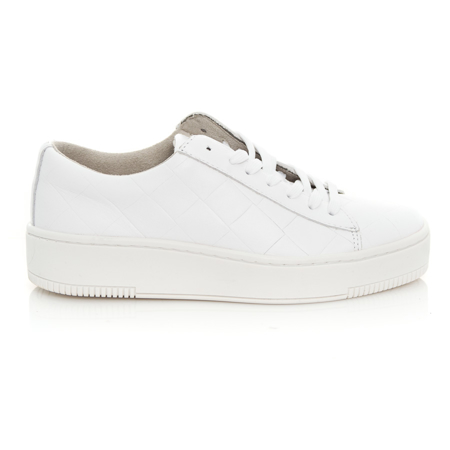 Picture of Tamaris 1-23796-36 117 WHITE LEATHER