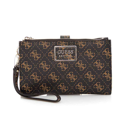 Picture of Guess TYREN SWSG796657 Brown/Black
