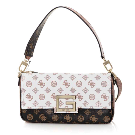 Picture of Guess BRIGHTSIDE HWSP758019 Peony Logo Multi