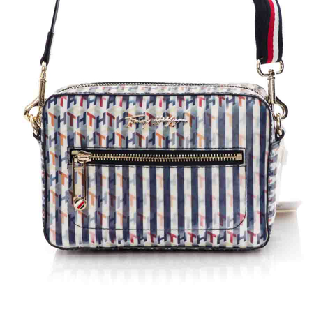 Picture of Tommy Hilfiger AW0AW10035 0GY LENTICULAR MONOGRAM