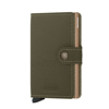 Picture of Secrid Miniwallet Saffiano Olive