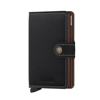 Picture of Secrid Miniwallet Saffiano Brown