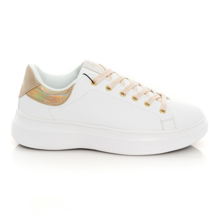 Picture of U.S Polo Assn. Miriam1 Club-Whi-Gold