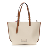Picture of Valentino Bags VBS4T401 ECRU/CUOIO