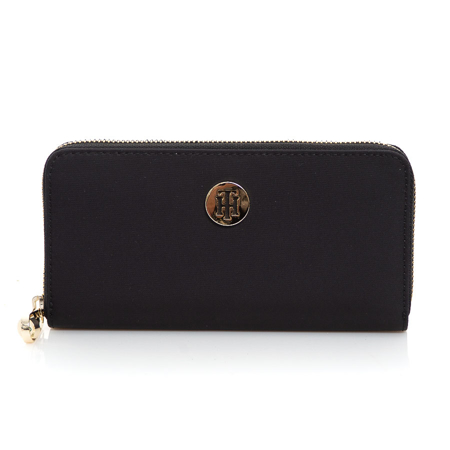 Picture of Tommy Hilfiger AW0AW09537 BDS BLACK