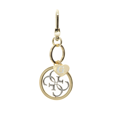 Picture of Guess KEYRING LOGO CHARM RW7381P110 GOLD