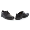 Picture of Clarks Vennor Walk Black Leather 26131748