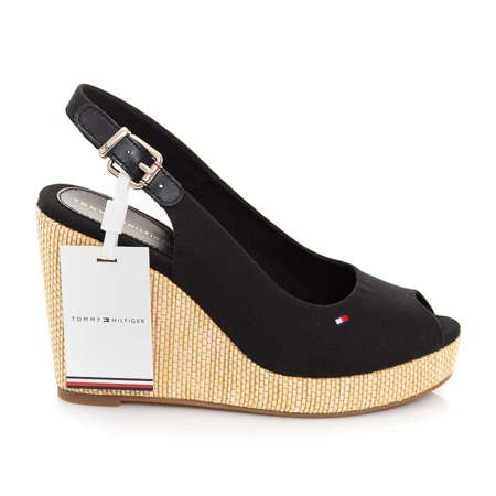 Picture of Tommy Hilfiger FW0FW04789 BDS Black