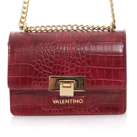 Picture of Valentino Bags VBS5AT03 BORDEAUX