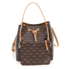 Picture of Valentino Bags VBS3KG24 CUOIO