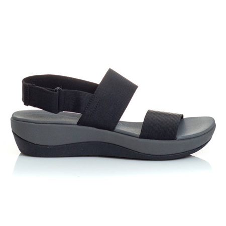 Picture of Clarks Arla Jacory 26125603 Black