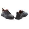 Picture of Clarks Puxton Lace 26157837 Black Leather