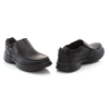 Picture of Clarks Bradley Free 26153160 Black Tumbled Leather
