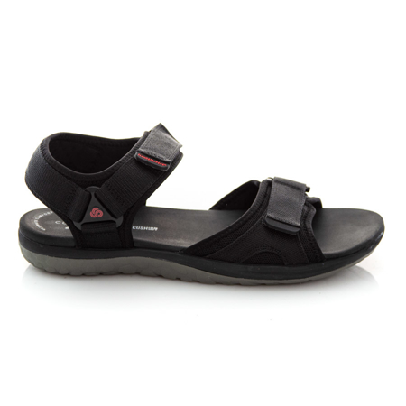 Picture of Clarks Step Beat Sun 26140269 Black