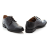 Picture of Clarks Whiddon Plain 26152918 Black Leather