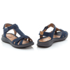 Picture of Clarks Un Adorn Vibe 26141721 Navy Nubuck