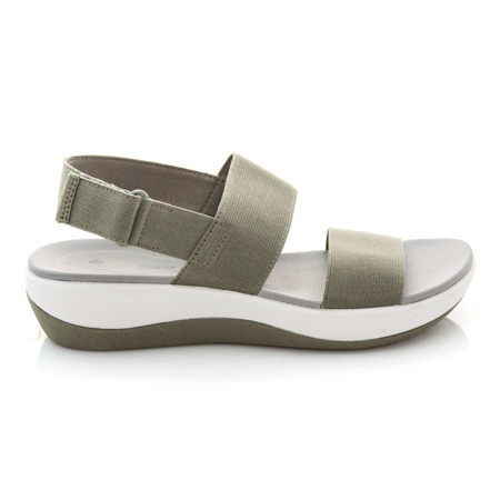 Picture of Clarks Arla Jacory 26141001 Olive