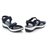 Picture of Clarks Arla Gracie 26159149 Navy