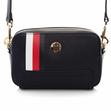 Picture of Tommy Hilfiger AW0AW10042 DW5 BLUE/CORPORATE