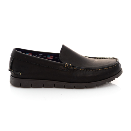 Picture of Sea and Cit C21 Maine Moc Black