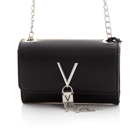 Picture of Valentino Bags VBS1R403 Nero