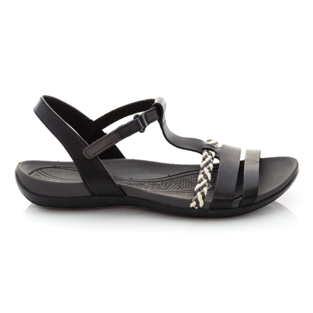 Picture of Clarks Tealite Grace 26124583 Black Leather