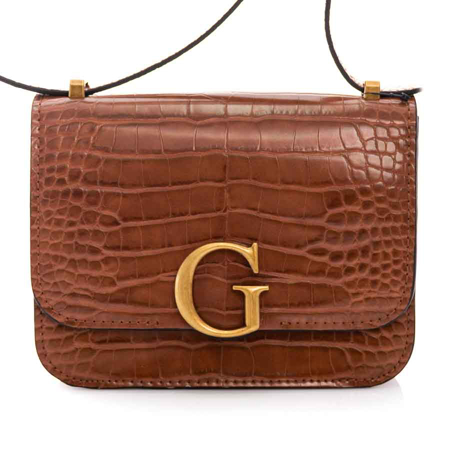 Picture of Guess CORILY HWCB799178 COGNAC